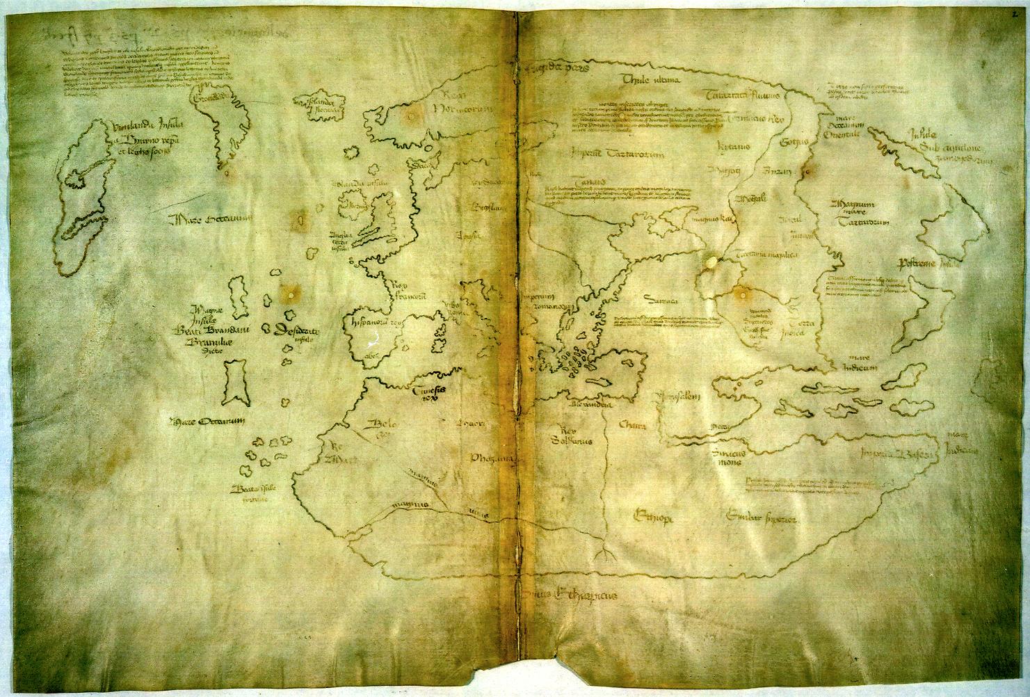 vinland map essay