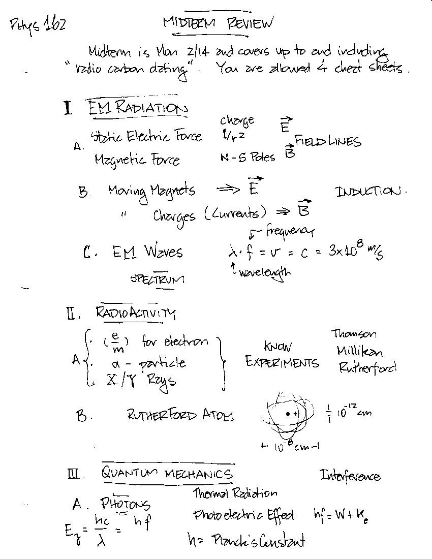 Osu physics physics 162 handouts nvjuhfo Image collections